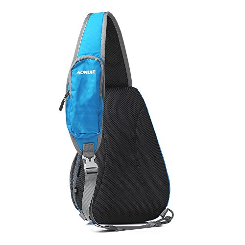Pack For Men Bicycle Blue Bookbag Travel Bag Packable Chest Sport Camping Shoulder Crossbody Sling Women Rucksack Docooler Hiking Cover Backpack 8vTPvx