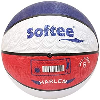 Softee Equipment Balon de Baloncesto Tricolor Harlem Talla 5 ...