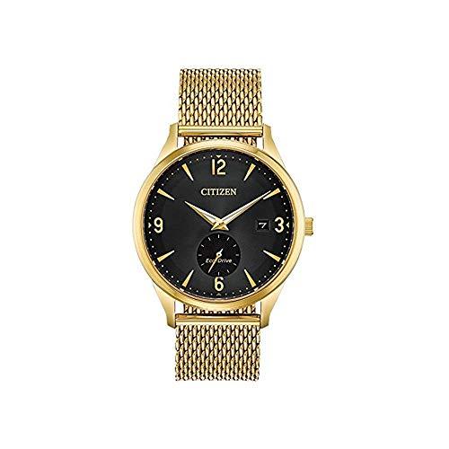 Citizen BV1112-56E BTW Men's Watch Gold 40mm Gold-tone Stainless Steel