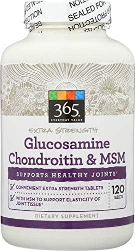 365 Everyday Value Glucosamine Chondroitin
