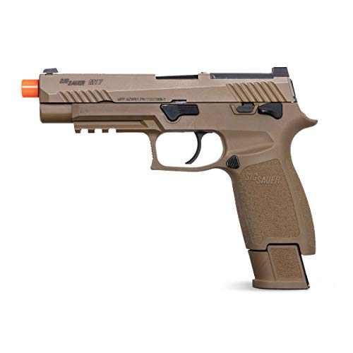 Airsoft Proforce M17, 6 mm, 5.5 , 21 °, Fuente de energía de CO2, Coyote Tan