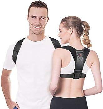 Fitindex Back Brace Posture Corrector for Men & Women
