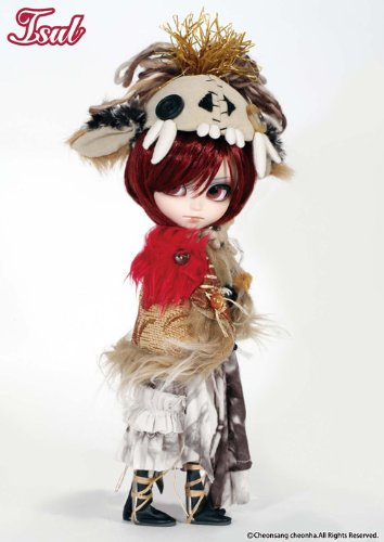"Pullip Dolls Isul Creator's Label Hednar 11"" Fashion Doll 4"