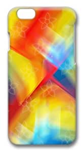 Colorful Polycarbonate Hard Case Cover for iphone 4/4s inch 3D