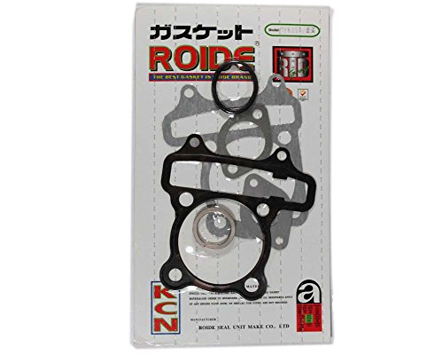 (Mx-M 57.4mm Cylinder Gasket Set for GY6 150cc ATV Go Kart Moped Scooter)