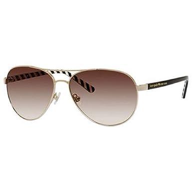 Amazon.com: Gafas de sol Kate Spade Blossom 03YG, montura ...