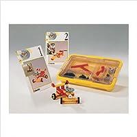 LEGO EDUCATION 9616 Juego de ruedas y ejes
