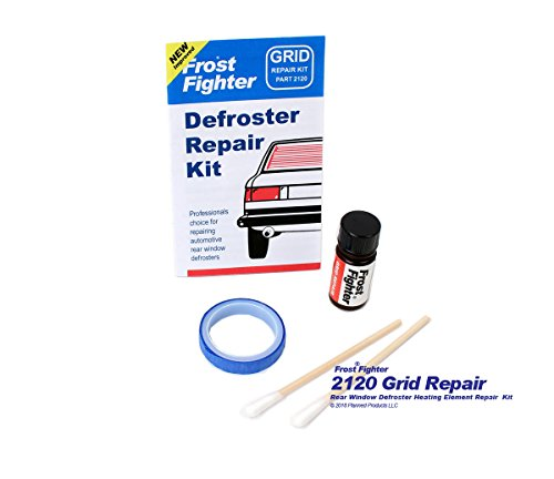 Rear Window Defroster / Defogger Grid Repair Kit 2120 By Frost Fighter (Kit Defroster)