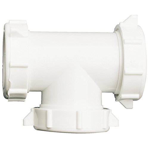 Do it Plastic 3-Way Slip-joint Coupling Tee (Slip Coupling Joint)