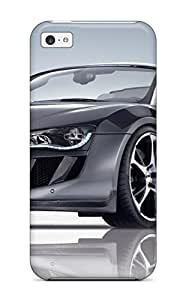 Best Protective Tpu Case With Fashion Design For ipod touch4 (audi R8 Spyder 32) 7312375K23634694