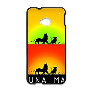 Hakuna Matata Cell Phone Case for HTC One M7