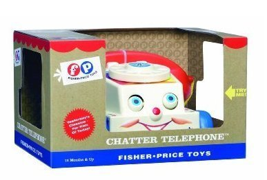 Game / Play Basic Fun Chatter Phone, fisherpirce, phone, chatter, kids, toys, amazon, grand, piano, fishers Toy / Child / (Chatter Telephone)