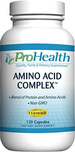 Cheap ProHealth Amino Acid Complex™ (Nut, GMO, Egg and Gluten free) (120 capsules – 30 Day Supply)