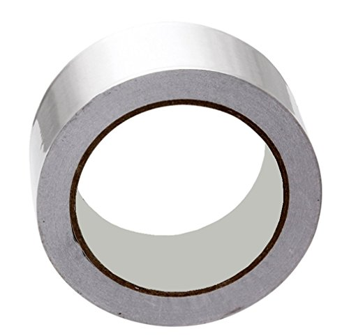 Kitchare Professional Aluminum Foil Tape,2-inch by 55 Yards,Perfect for HVAC, Sealing & Patching Hot & Cold Air Ducts, Metal Repair and More(0.04mm Thickness) by kitchare