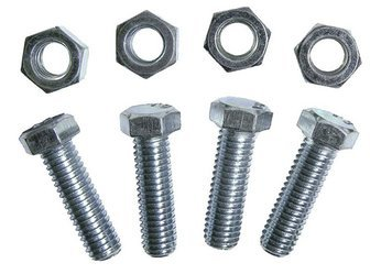 Bell & Gossett Fastener Pkg for 4RC97, 4RC98 Steel Includes 4 Nuts, 4 Capscrews P65130 - 1 Each
