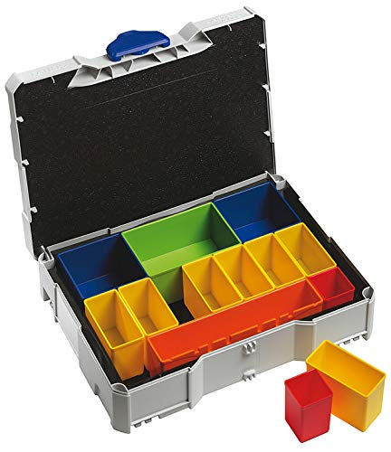 Hafele Tool Box Systainer - With T-Loc And Removable Compartments