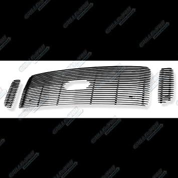 APS Fits 1999-2004 Ford F250// F350// Excursion Black Billet Grille #F65707H