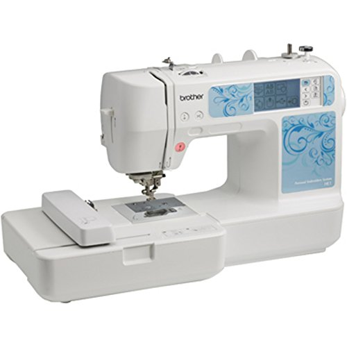 Brother HE-1 Computerized Embroidery Machine
