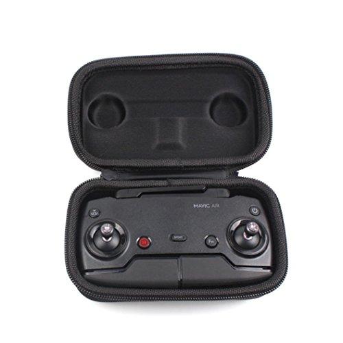 Dji Mavic Air Accessory Storage Bag Carrying Case, For DJI Mavic AIR Drone Remote Control, Hardshell Strorage Case Portable Box (BLACK)