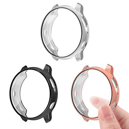 Protectores Pantalla para Galaxy Watch Active2 40mm (3UN)