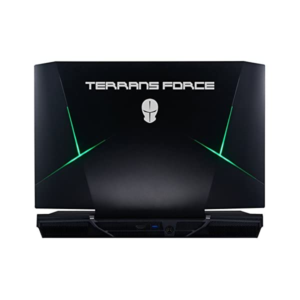 TERRANS-FORCE-X911-173-G-Sync-UHD-Gaming-Laptop-Overclock-able-Intel-Core-i7-6700K-GTX1080SLI-8GB-GDDR5X-32GB-RAM-512GB-M2-SSD-4TB-HDD-Killer-Doubleshot-X3-PRO-Windows-10-VR-Ready