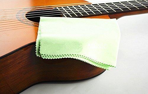 Alice - Gitarren Poliertuch A051A micro-fibre polish cloth AP039-POS