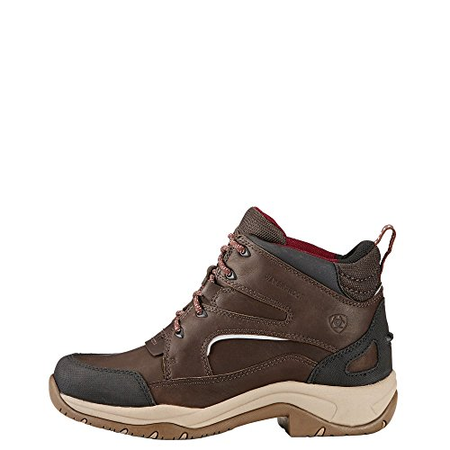 Ladies Ii Dark Brown H2o Ariat Boot Telluride O8qawa