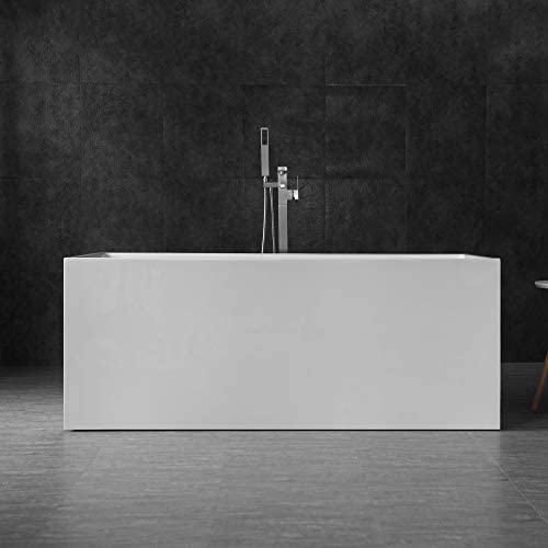 WOODBRIDGE B-0085/BTA-0085 WOODBRIGE 59″ Freestanding Bathtub