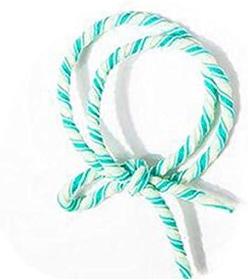 DF-ES Cuerda de pelo simple Cabeza de corbata femenina Anillo de ...