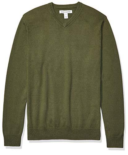 Amazon Essentials Mens V-Neck Sweater