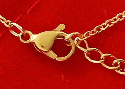 Gold Tone Incl Crystals Zacria Italic Name Necklace Patricia