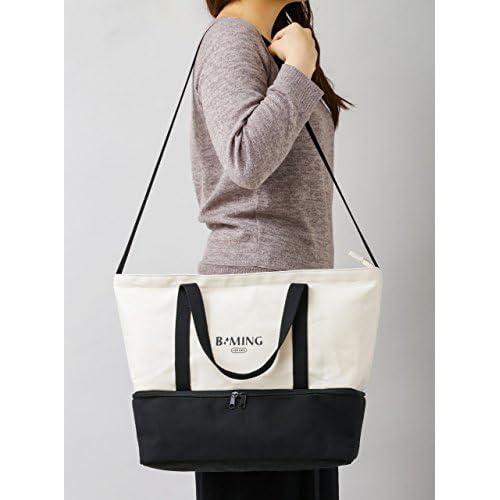 B:MING by BEAMS big tote bag book 画像 C