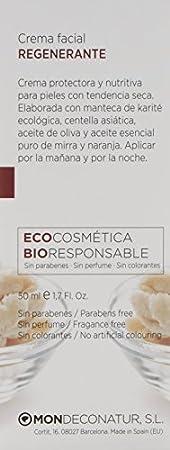 MON DECONATUR Crema De Karite Regenerante 50 ml (M01020)