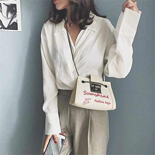 personalit le Pu Chaobaobao donne Bag Canvas Messenger per a0q7qwO