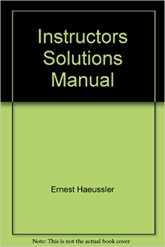 introductory economics instructor s manual