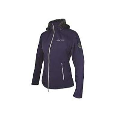 600a51bb607 Mark Todd Ladies Softshell Fleece Lined Jacket Navy: Amazon.co.uk ...