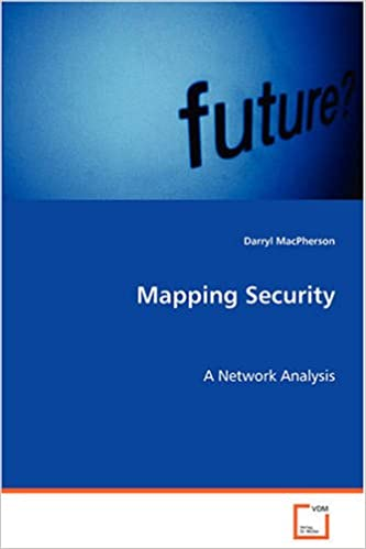 Book Mapping Security: A Network Analysis