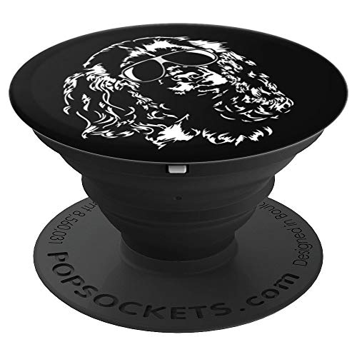 Funny Proud Cocker Spaniel sunglasses dog lover gift - PopSockets Grip and Stand for Phones and Tablets
