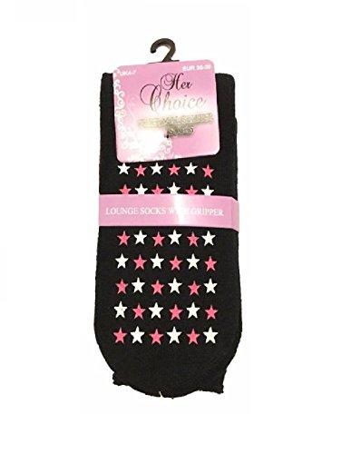 Black taille Print pour unique MAGNUM Chaussons FASHION femme LTD Star 1 8qP6n4U