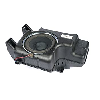 Image of ACDelco 25745972 GM Original Equipment Rear Outer Radio Speaker Coaxial Speakers