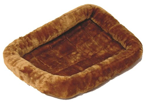 UPC 027773005087, MidWest Deluxe Bolster Pet Bed for Dogs & Cats