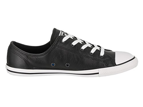factory outlet for sale discount choice Converse Star Dainty Leather Black cheap visit gxz3sa