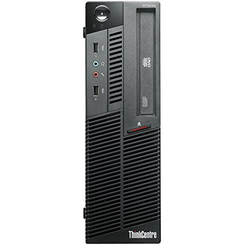 Lenovo-ThinkCentre-M90p-Desktop-PC-Intel-Core-i5-650-32GHz-8GB-500GB-Hard-Drive-DVDRW-Windows-10-Professional-Certified-Refurbished