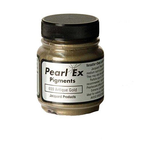 Pearl Ex Pigment .75 Oz Antique Gold