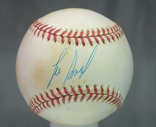 LEE SMITH PSA/DNA AUTHENTIC SIGNED NATIONAL LEAGUE BASEBALL AUTOGRAPH
