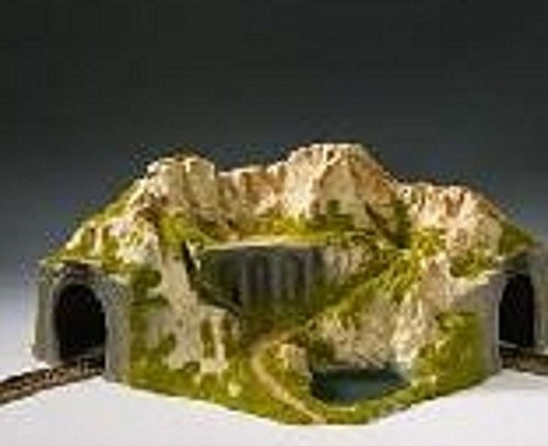 Noch 5130 Tunnel Single Carved 20Cm Ht H0 Scale  Model Kit