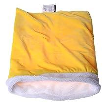TTnight Cat Sleeping Bag, 16 Inch Foldable Pet Tunnel Shape Dog kitten Bed Pet Soft Warm Mat Cushion