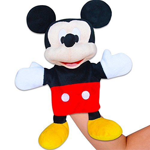 Disney Mickey Mouse Plush Hand Puppet ()