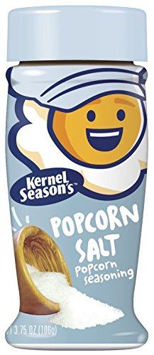 Kernel Season's Popcorn Seasoning, Salt, 3.75 ounce (Pack of 6) by Kernel Season's