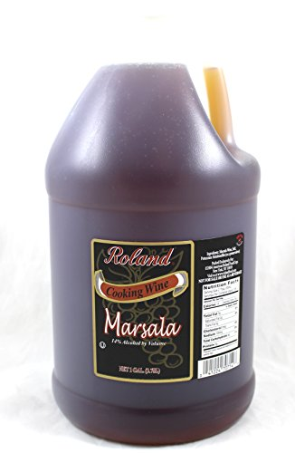 Marsala Cooking Wine(128 FL oz) (Marsala Cooking Wine)